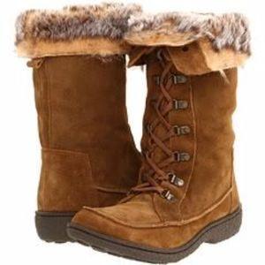 Sam Edelman Mariela Lace up Winter Boots
